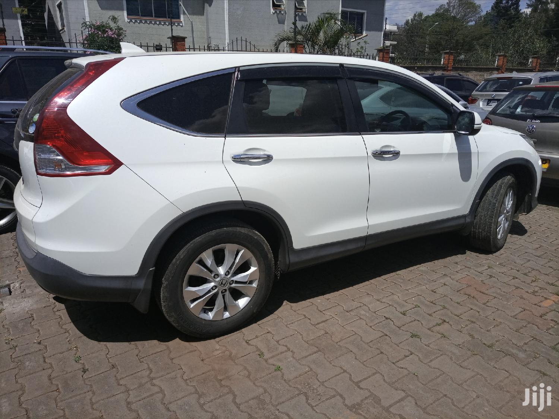 Honda CR-V 2012 White | Cars for sale in Lavington, Nairobi, Kenya