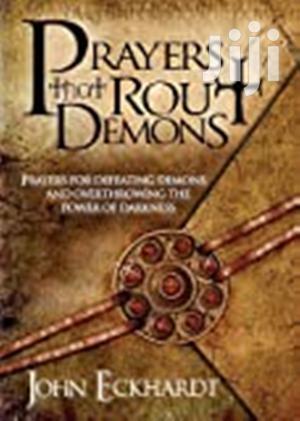 Prayers That Break Curses: Prayers For Breaking Demonic -joh | Books & Games for sale in Nairobi, Nairobi Central