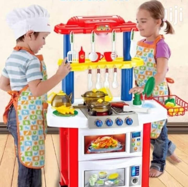Little Chef Kitchen Set