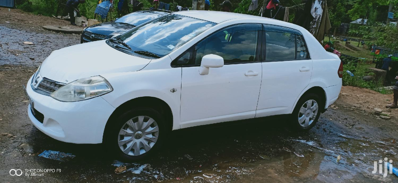 Nissan Tiida 2009 White   Cars for sale in Kinoo, Kiambu, Kenya