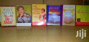 Joyce Meyer Inspirational Books   Books & Games for sale in Nairobi, Nairobi Central