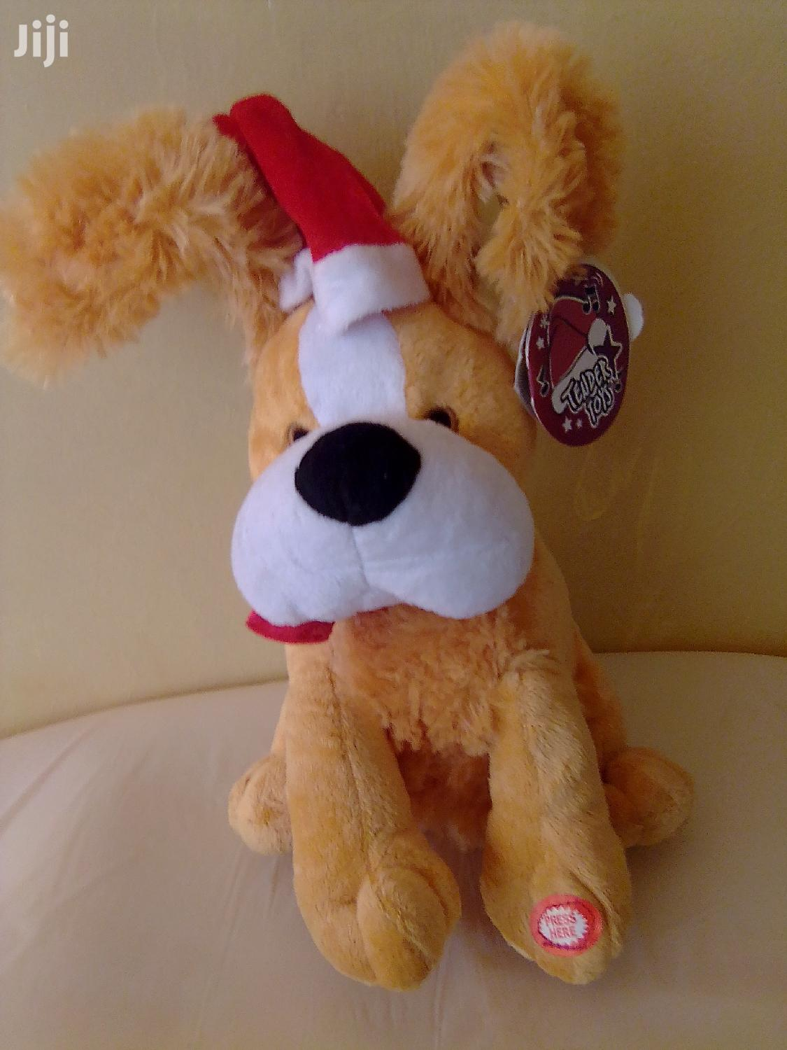 Archive: Cute Soft Toy Dog