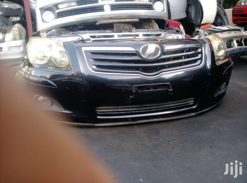 Archive: Avensis 2007 Nosecut