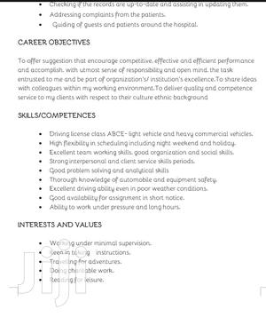 Marketing Cv | Advertising & Marketing CVs for sale in Nairobi, Nairobi Central