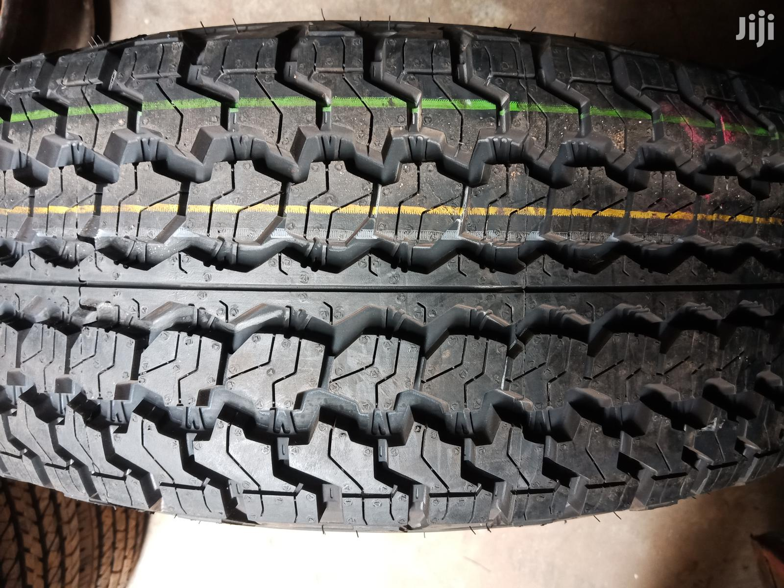 Archive: 265/65R17 Brand New Goodyear Tyres Tubeless