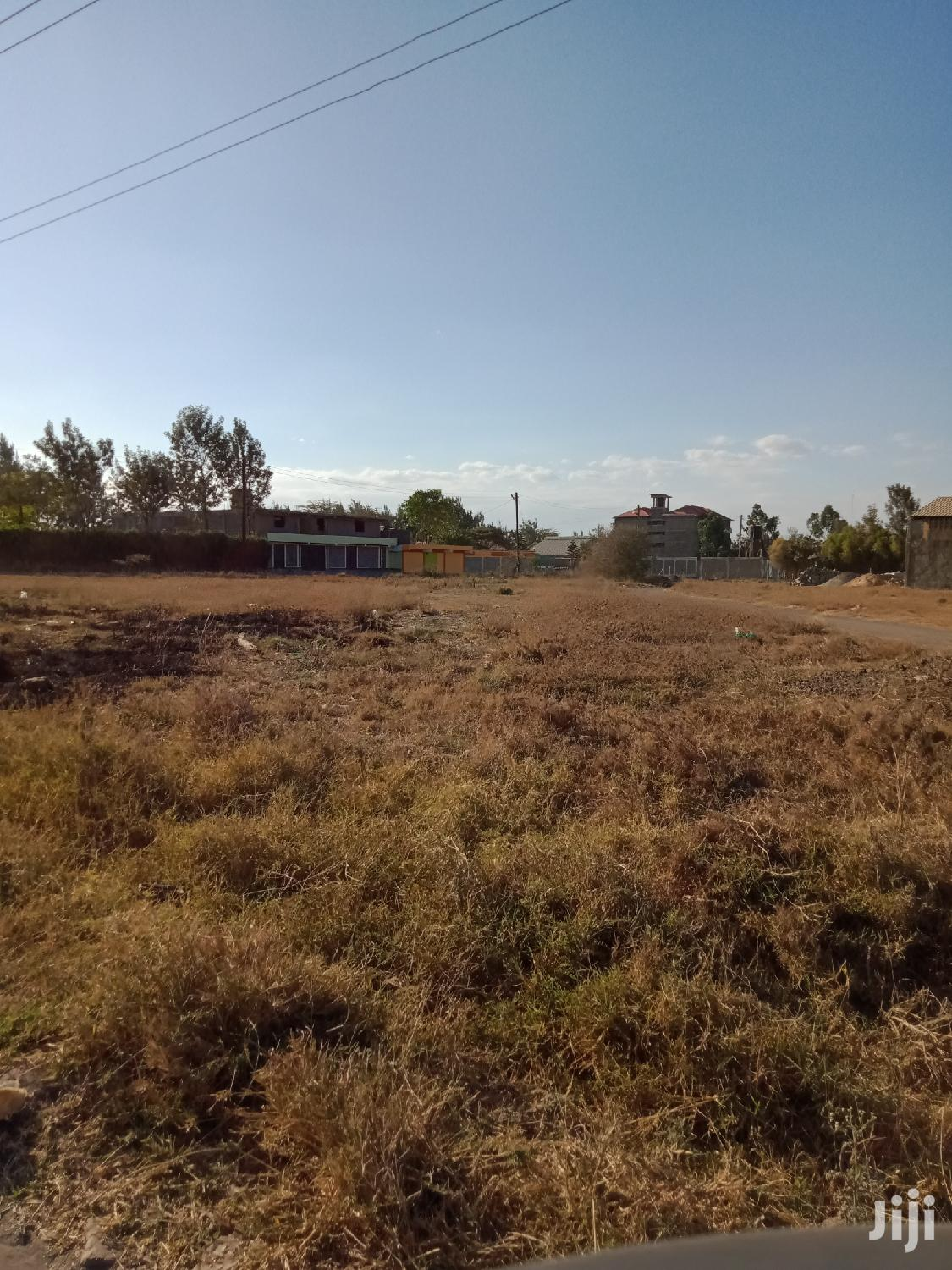 Archive: 50 by 100 Piece of Land Off Kangundo Road