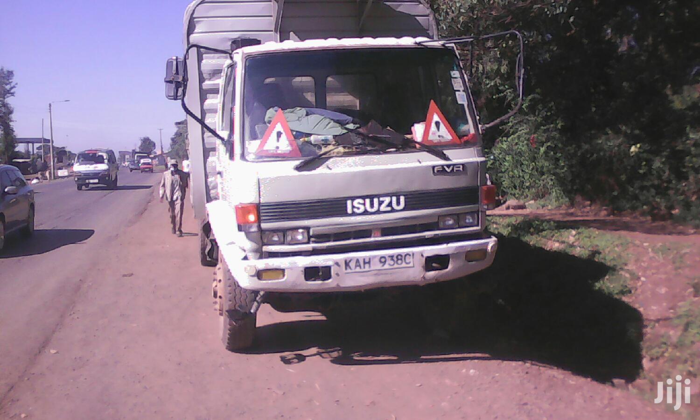 Isuzu FVR Nakuru