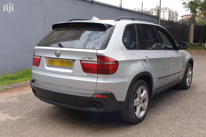 BMW X5 3.0D 2007 Silver | Cars for sale in Kilimani, Nairobi, Kenya