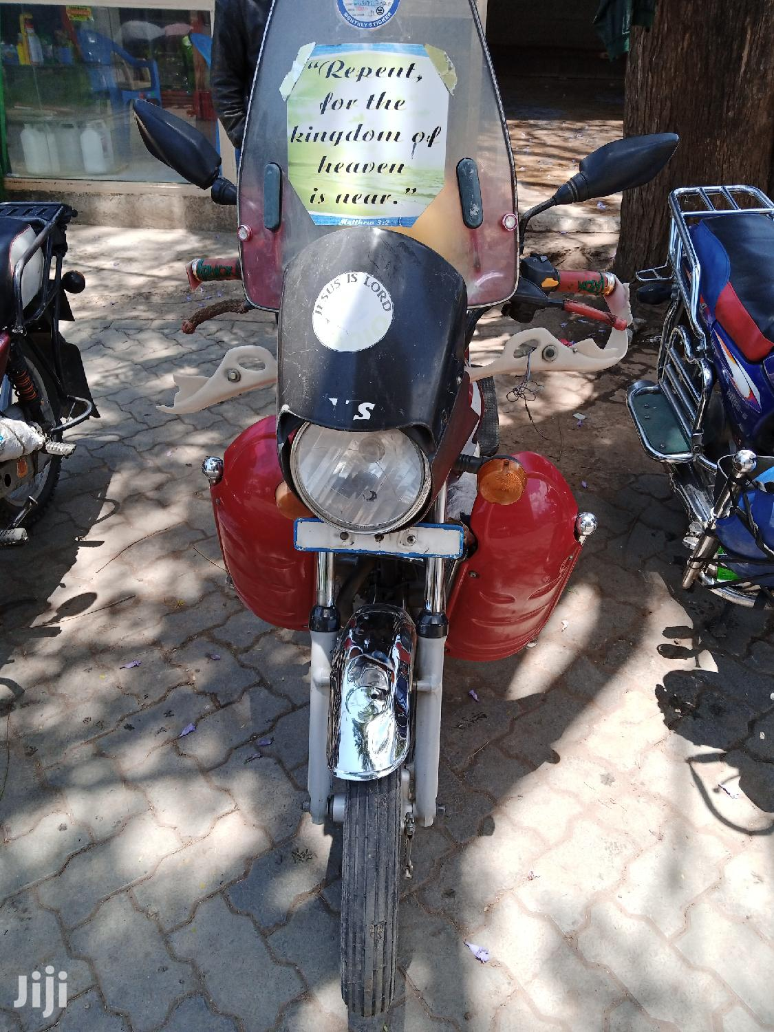 Archive: TVS Apache 180 RTR 2015 Red