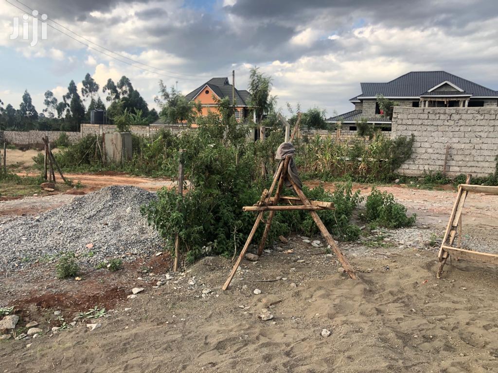 Prime Plot for Sale in Kikuyu, Gikambura.