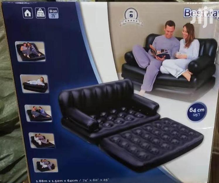 Archive: Inflatable Two Seater Sofa