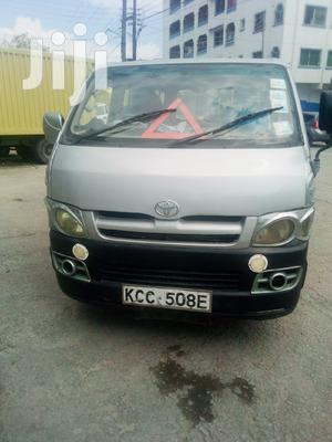 Toyota Hiace 2007 Silver   Buses & Microbuses for sale in Mombasa, Kisauni