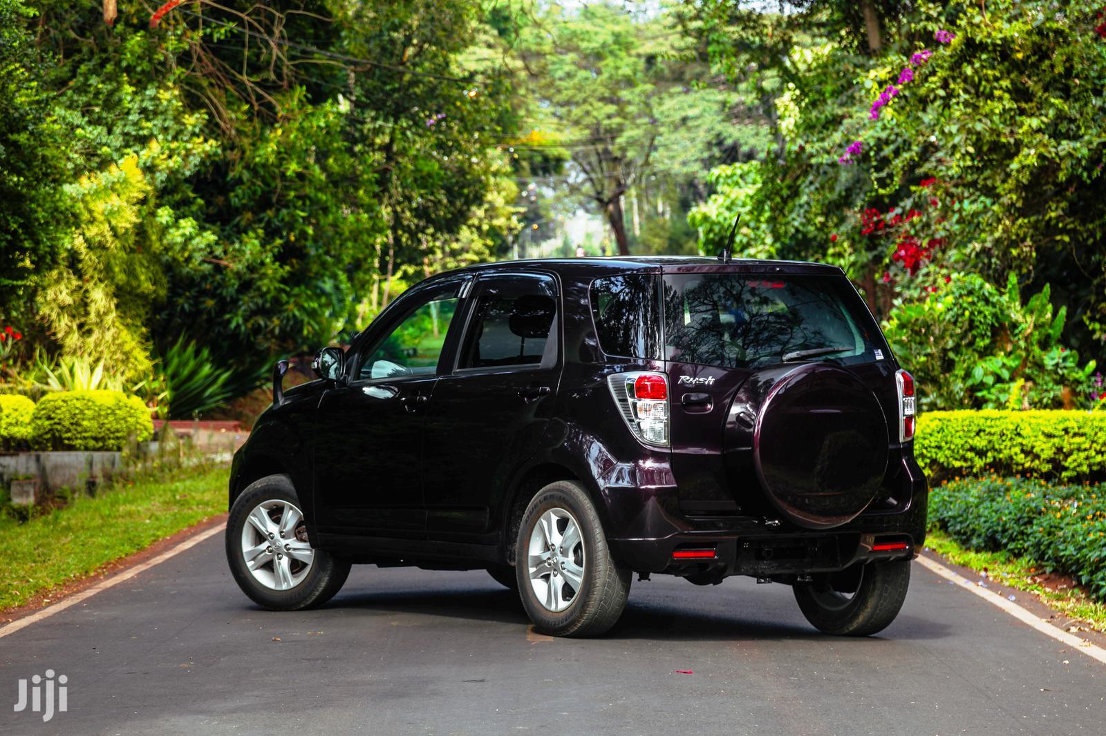 Toyota Rush 2013 Purple | Cars for sale in Kilimani, Nairobi, Kenya