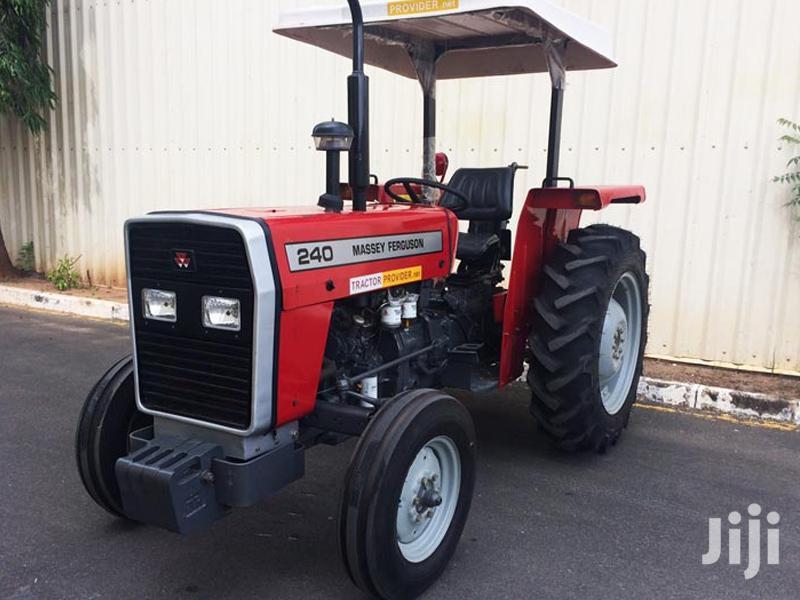 Massey Ferguson MF-240 Tractor 2020 Red For Sale | Heavy Equipment for sale in Nyali, Mombasa, Kenya