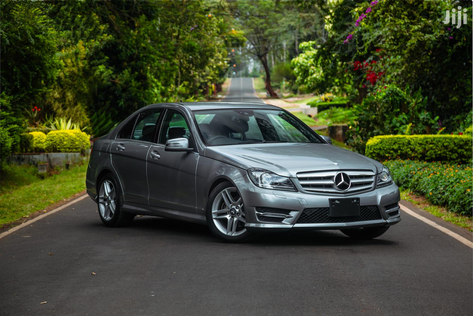 Mercedes-Benz C200 2013 Gray