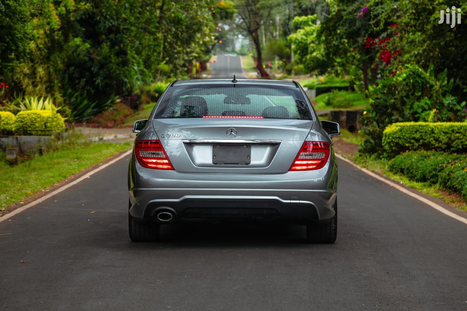 Mercedes-Benz C200 2013 Gray   Cars for sale in Kilimani, Nairobi, Kenya