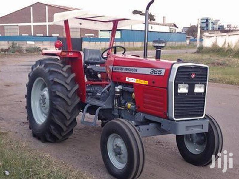 Massey Ferguson MF-385 2wd Tractor