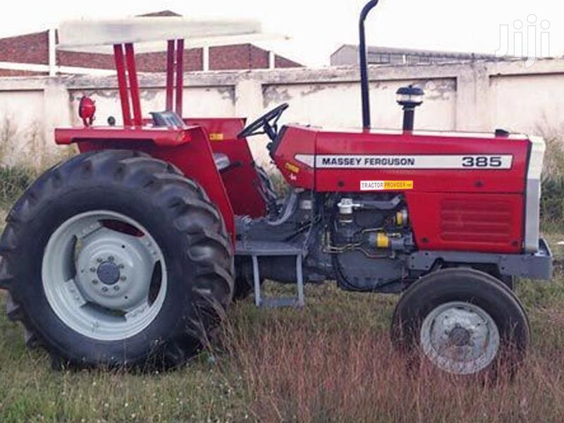 Massey Ferguson MF-385 2wd Tractor   Heavy Equipment for sale in Kilimani, Nairobi, Kenya