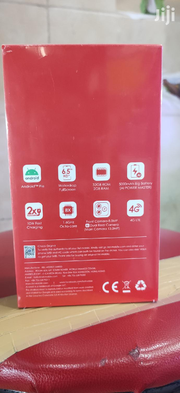 Archive: New Itel P36 Pro 32 GB Black