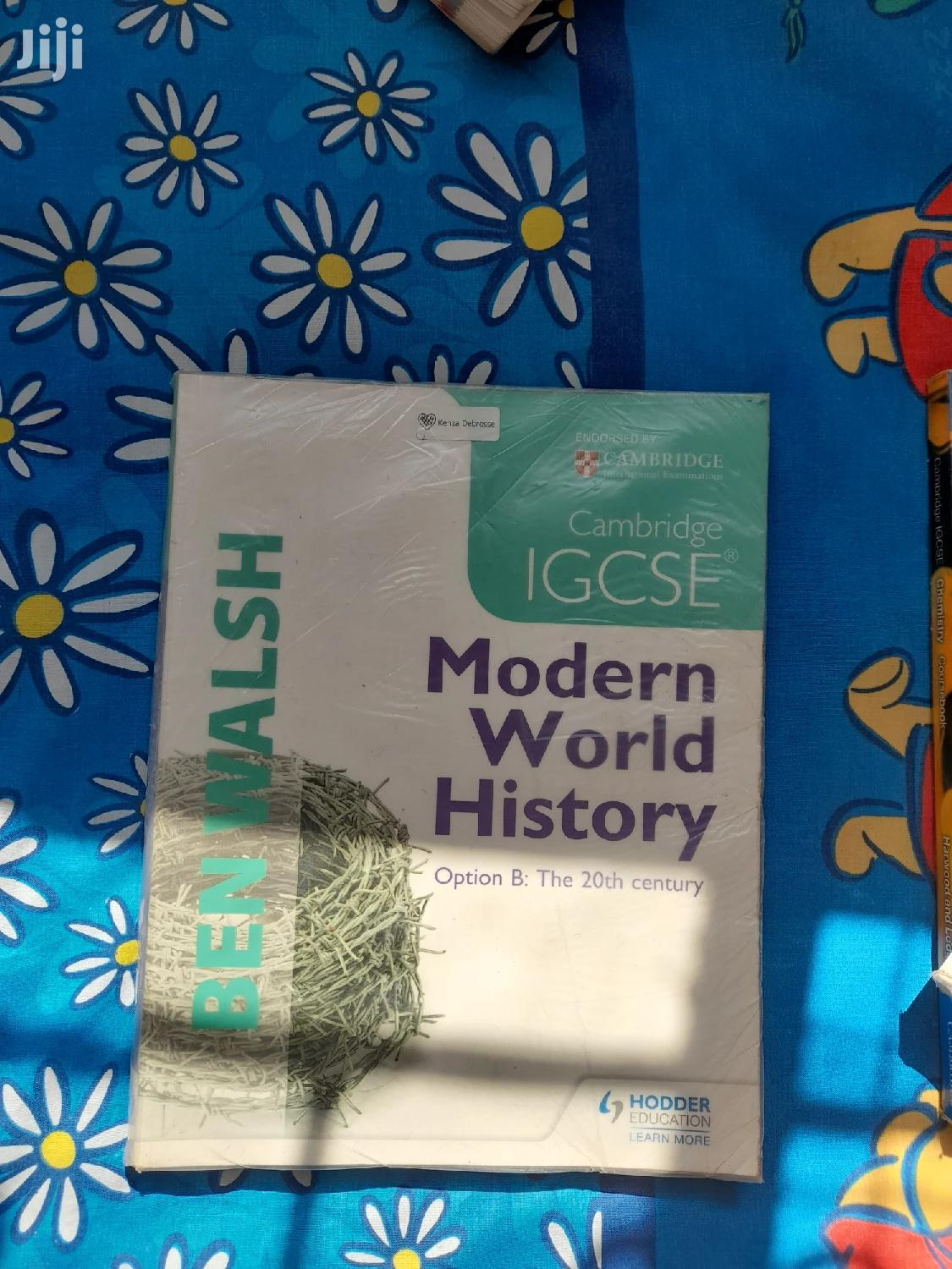 Archive: Moder World History