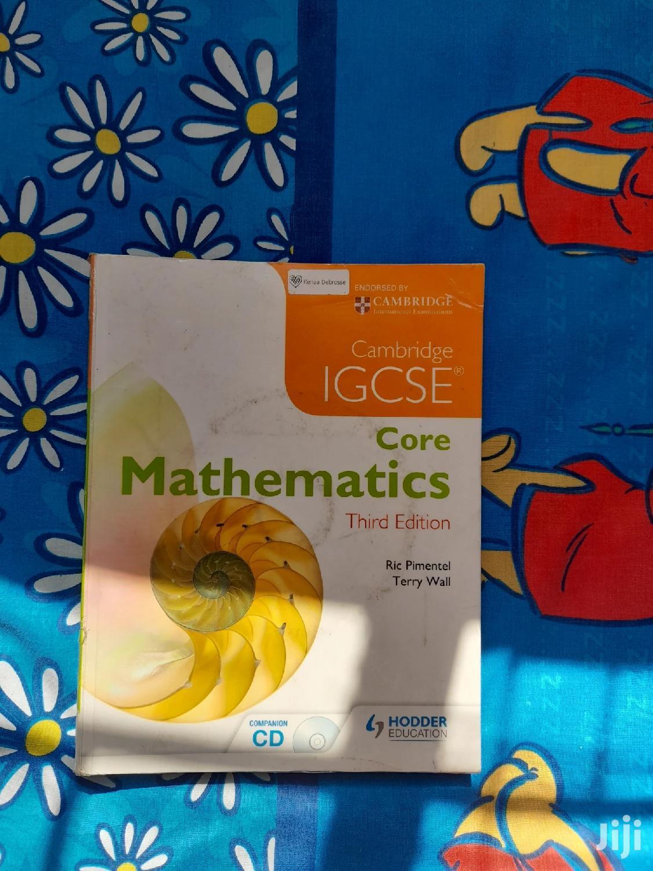 Archive: Maths Text Book