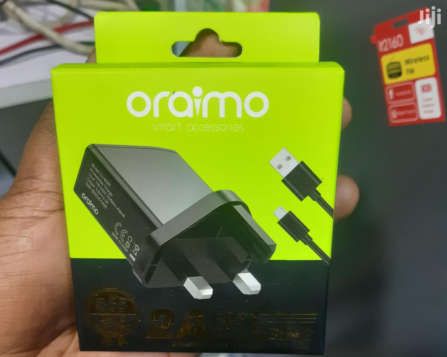Oraimo Chargers | Accessories for Mobile Phones & Tablets for sale in Nairobi Central, Nairobi, Kenya