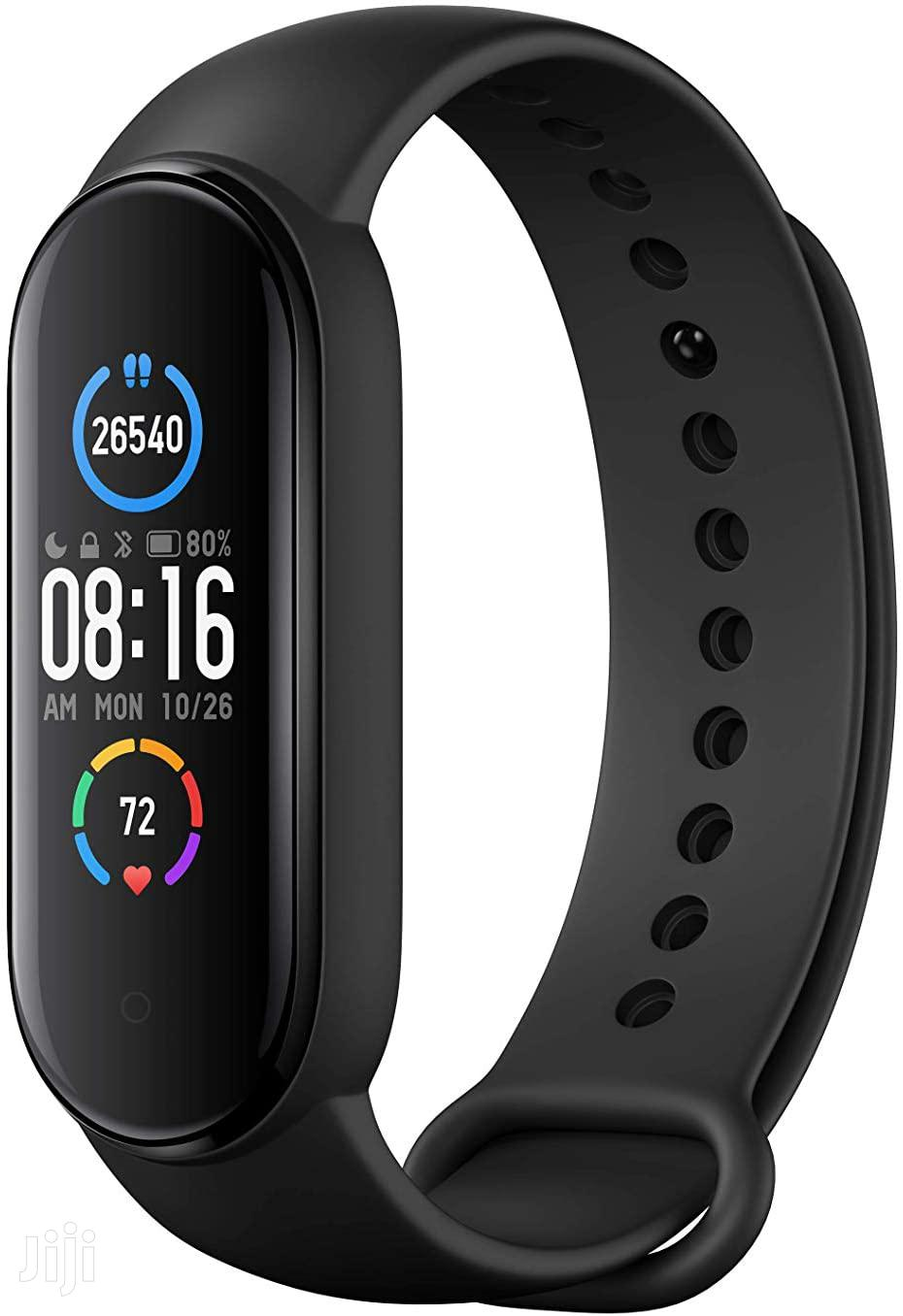 Xiaomi Mi Band 5 Fitness Tracker | Smart Watches & Trackers for sale in Nairobi Central, Nairobi, Kenya