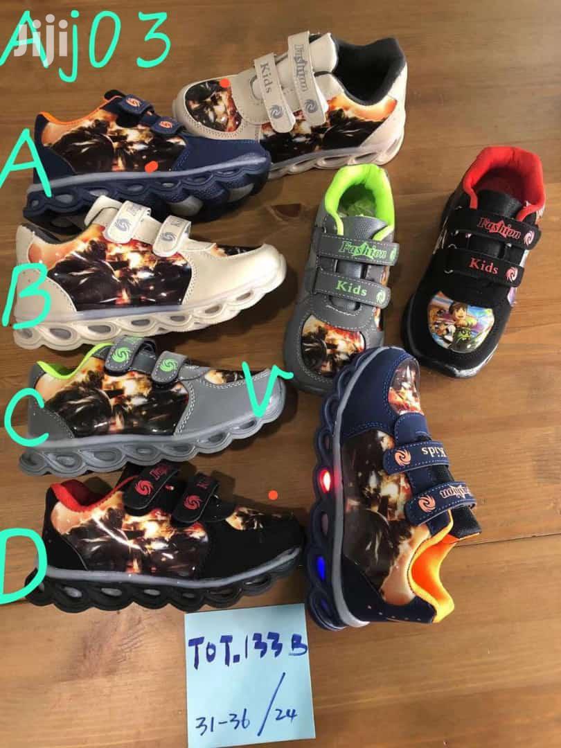 Kids Beautiful Sneakers