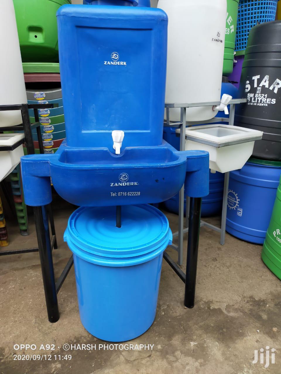 Handwashing Station 80 Litres