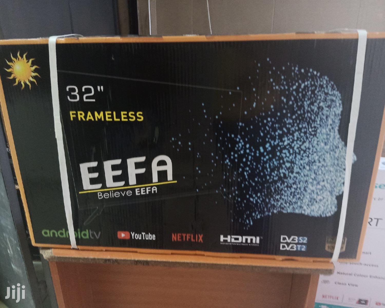 Eefa 32 Smart Android Frameless Tv