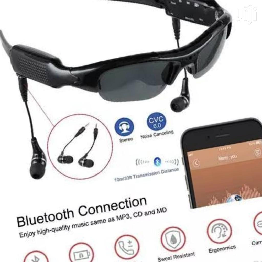 Bluetooth Sunglasses With Earphones