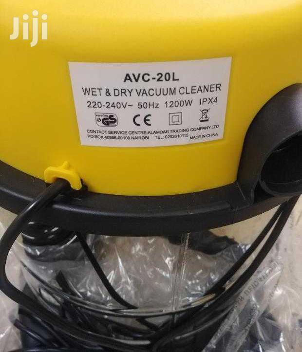 Archive: 20l Wet Dry Vacuum Cleaner