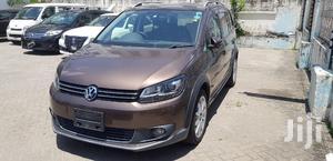 Volkswagen Touran 2013 Brown   Cars for sale in Mombasa, Mvita