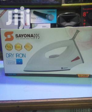 Stainless Sayona Dry Iron | Home Appliances for sale in Nairobi, Nairobi Central