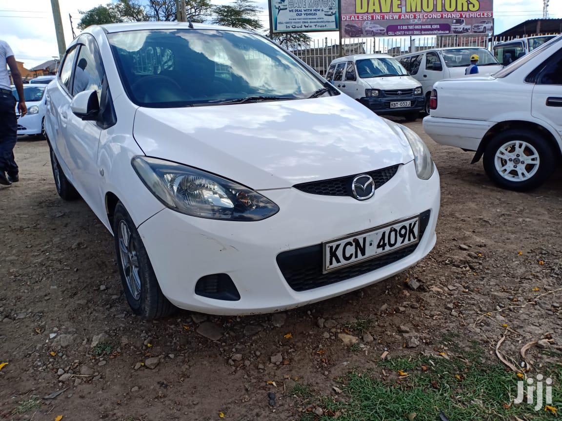 Archive: Mazda Demio 2011 White
