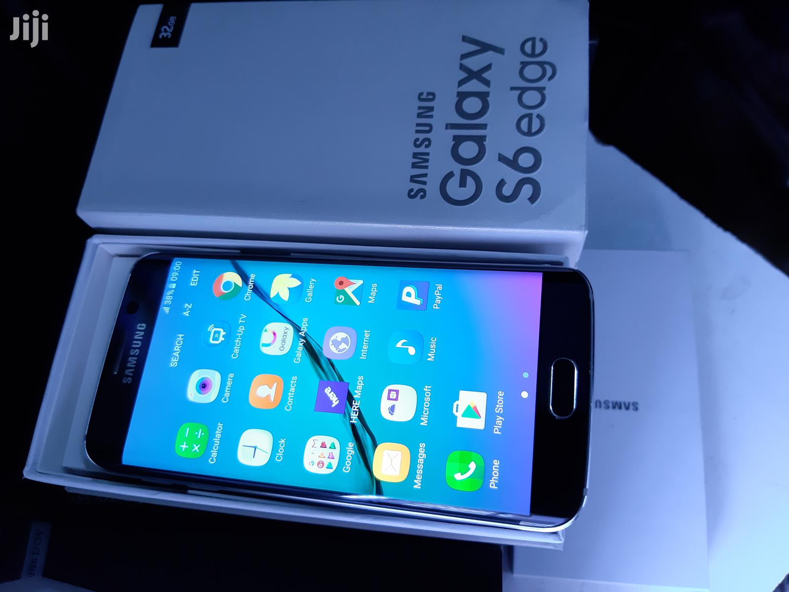 Samsung Galaxy S6 edge 32 GB | Mobile Phones for sale in Nairobi Central, Nairobi, Kenya