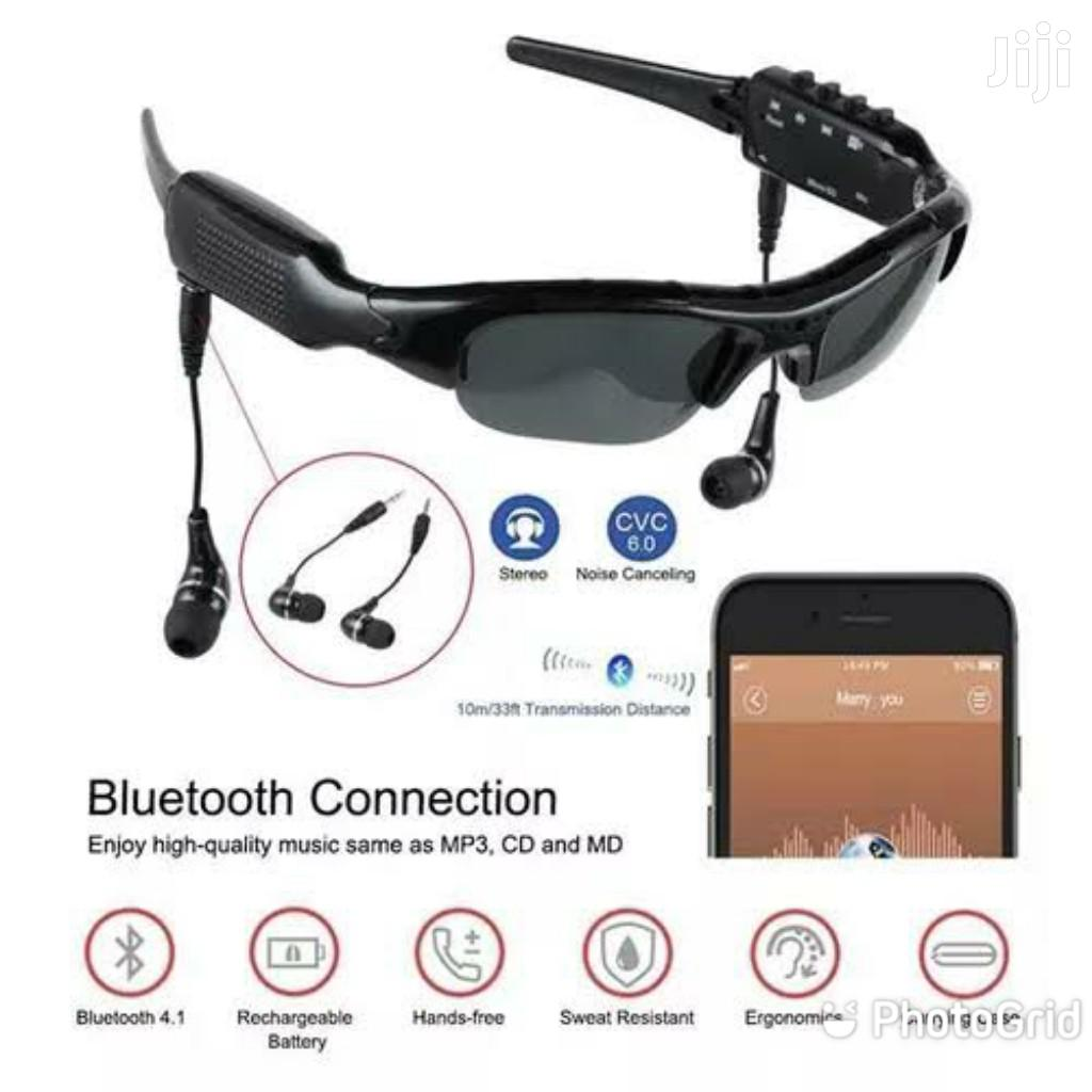 Bluetooth Sunglasses With Earphones | Accessories for Mobile Phones & Tablets for sale in Nairobi Central, Nairobi, Kenya