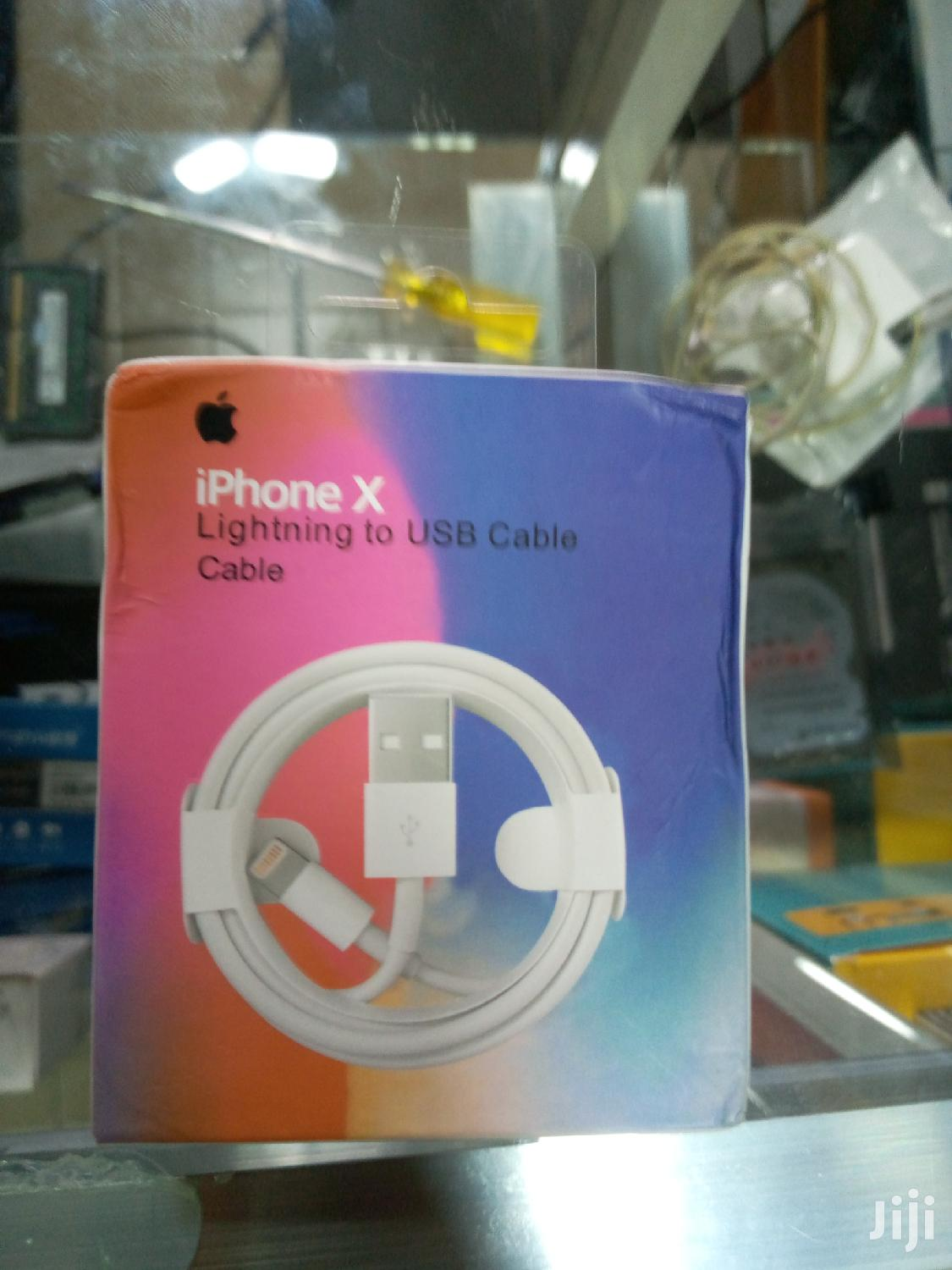 iPhone Lightning To USB Original Cable Charger.