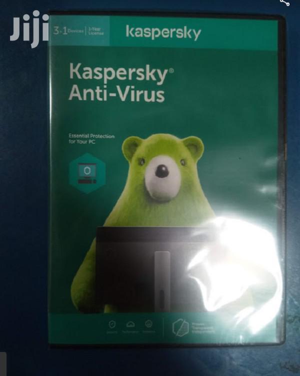 Kaspersky Internet Security 3+1
