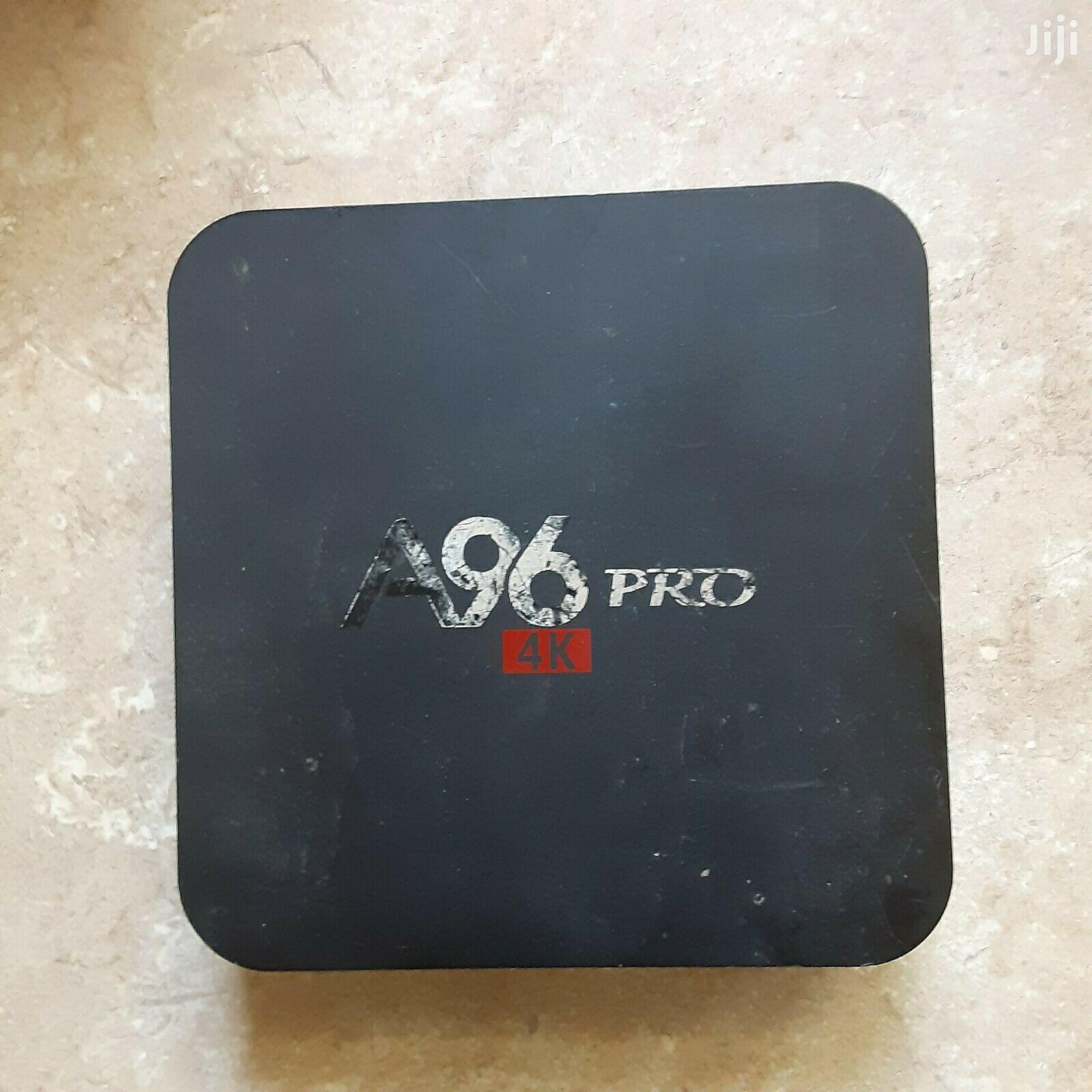 Archive: Android Tv Box A96 Pro 4k Watch Unlimited Movies Series