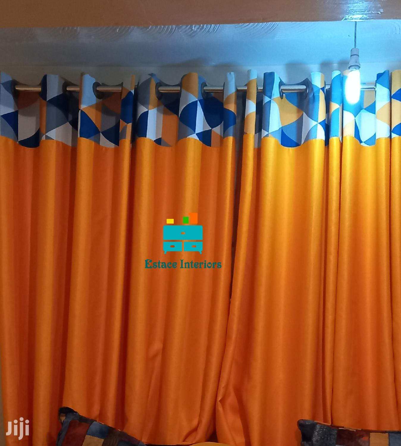 Curtains Curtains   Home Accessories for sale in Nairobi Central, Nairobi, Kenya