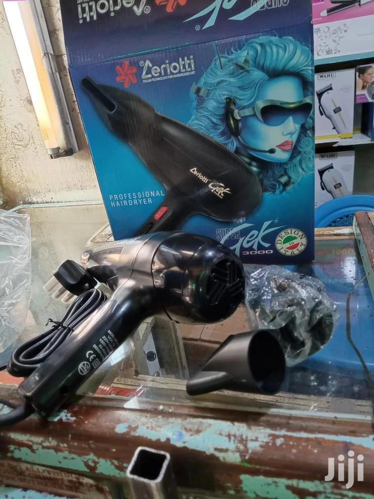 Cerriotti Professional Blow Dryer | Tools & Accessories for sale in Nairobi Central, Nairobi, Kenya