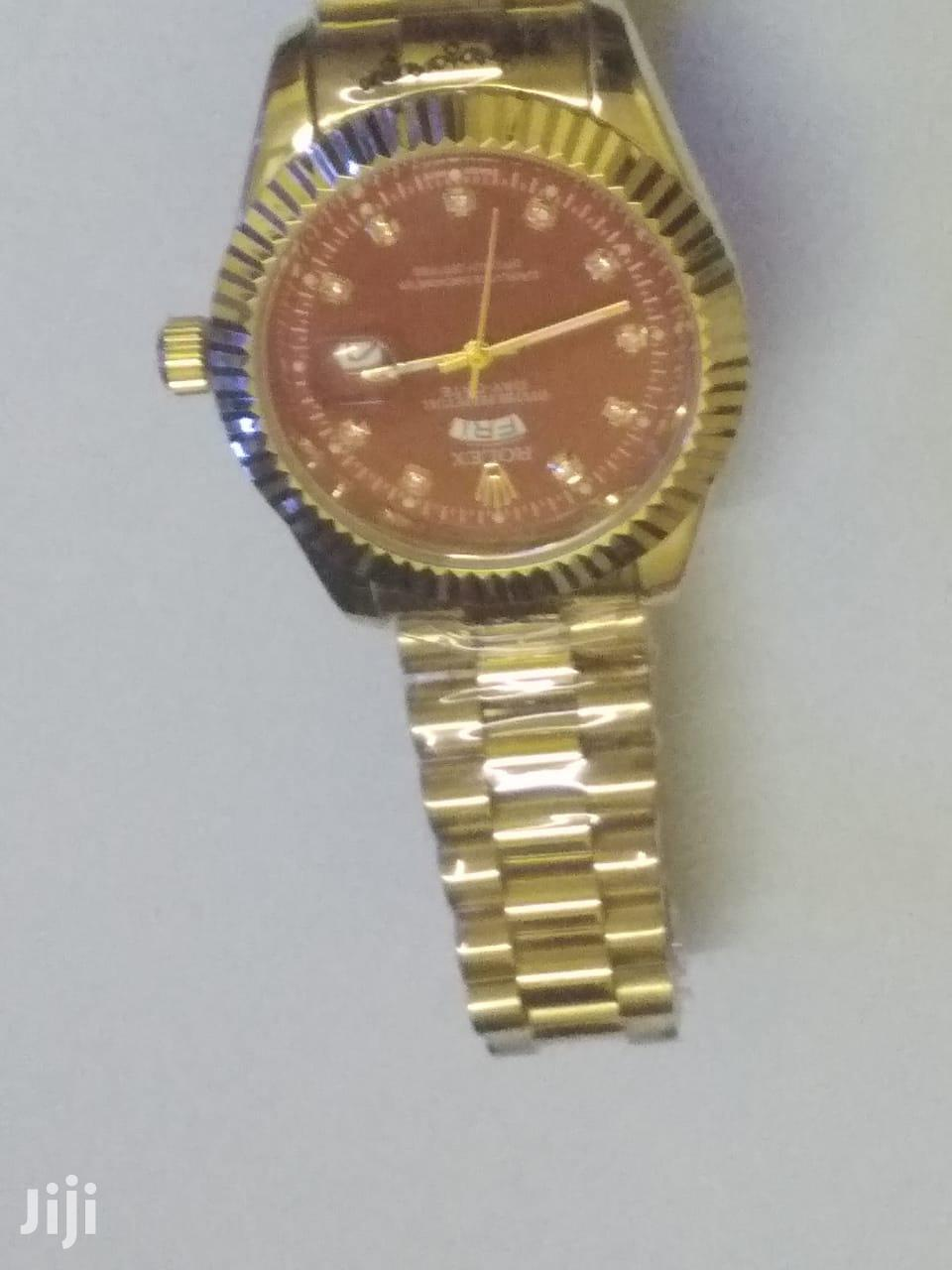 Rolex Red Diamond Fashionable Watch   Watches for sale in Nairobi Central, Nairobi, Kenya