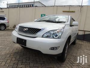 Toyota Harrier 2013 White | Cars for sale in Mombasa, Kisauni