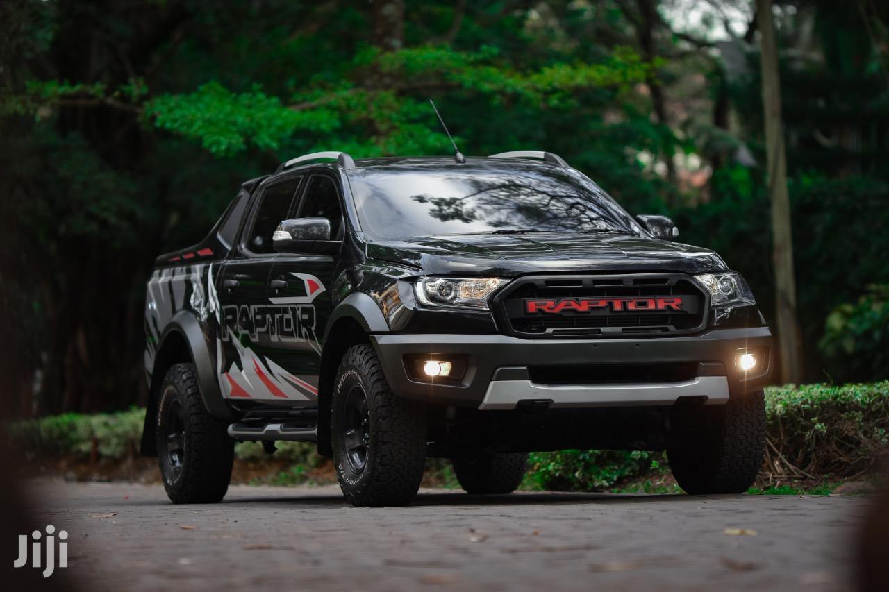 Ford Ranger 2014 Black