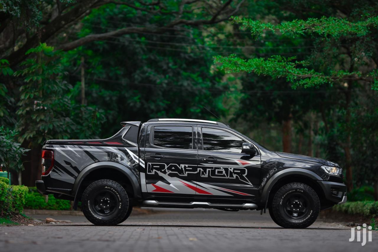 Ford Ranger 2014 Black   Cars for sale in Kilimani, Nairobi, Kenya