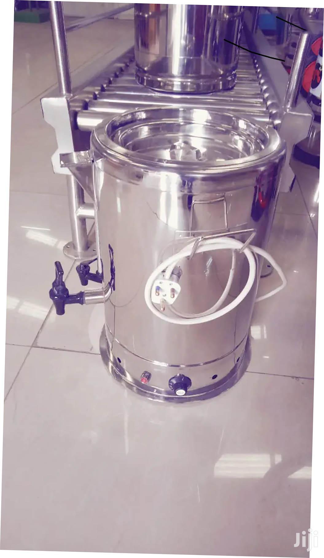 Electrical Milk Boilers/ Pasteurizer