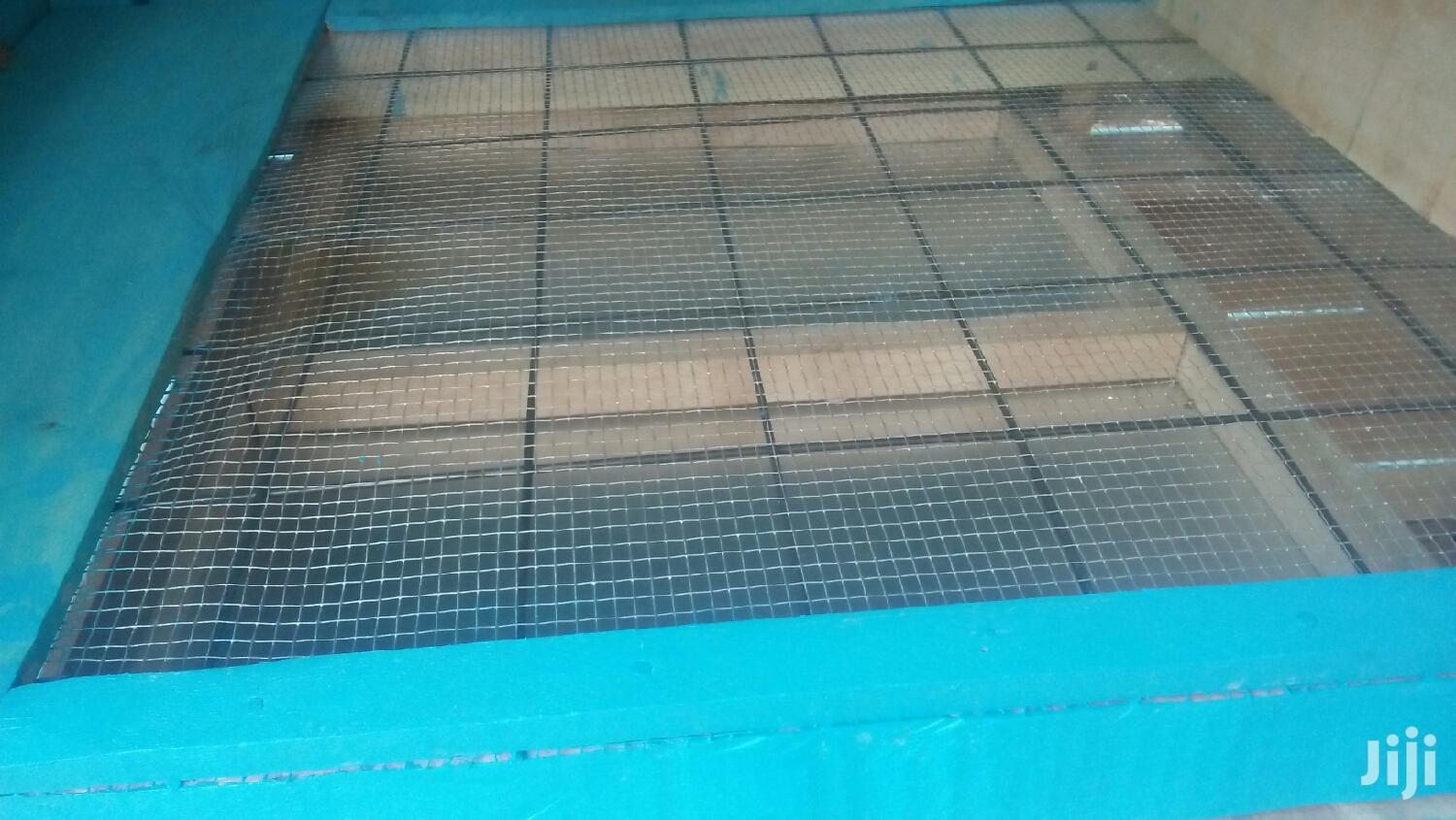Archive: Cage For Rabbits, Guinea Pigs And Birds
