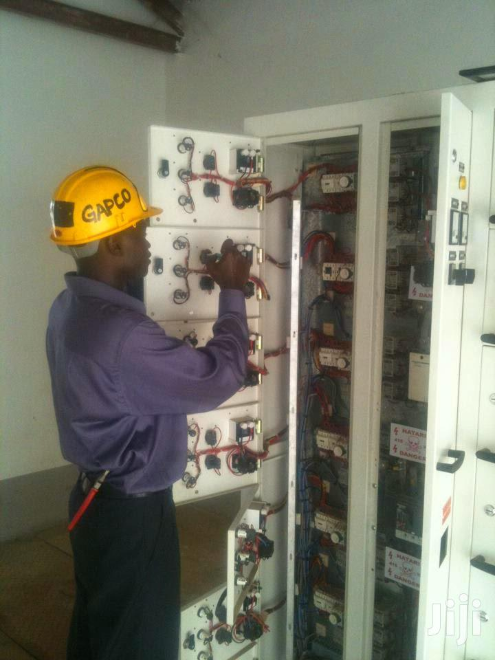 Hire An Electrician For Any Electrical Job In Nairobi Today.