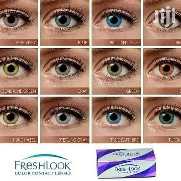 Eye Coontact Lenses